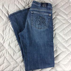 Rock And Republic Kasandra Jeans Size 12